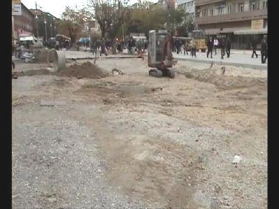 Lokaç Camisinin Kalıntıları Betona Gömüldü